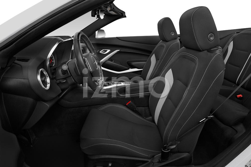 Front seat view of 2020 Chevrolet Camaro 1LT 2 Door Convertible Front Seat  car photos