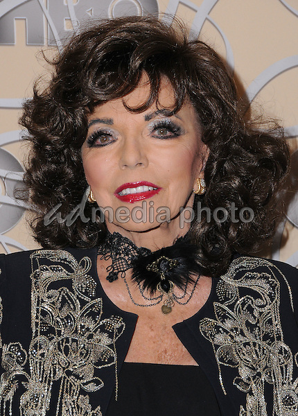 08 January 2017 - Beverly Hills, California - Jackie Collins. HBO's Official 2017 Golden Globe Awards After Party held at the Beverly Hilton Hotel Photo Credit: Birdie Thompson/AdMedia