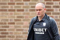 Preston North End manager Alex Neil arrives at The City Ground<br /> <br /> Photographer David Shipman/CameraSport<br /> <br /> The EFL Sky Bet Championship - Nottingham Forest v Preston North End - Saturday 31st August 2019 - The City Ground - Nottingham<br /> <br /> World Copyright © 2019 CameraSport. All rights reserved. 43 Linden Ave. Countesthorpe. Leicester. England. LE8 5PG - Tel: +44 (0) 116 277 4147 - admin@camerasport.com - www.camerasport.com