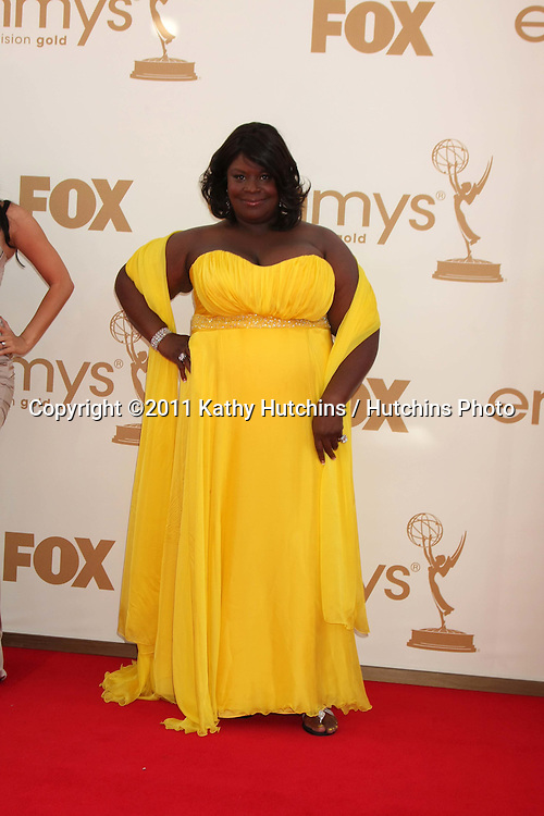 LOS ANGELES - SEP 18:  Retta arriving at the 63rd Primetime Emmy Awards at Nokia Theater on September 18, 2011 in Los Angeles, CA