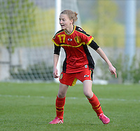 U 16 Belgian red Flames - virginia USA :<br /> <br /> Julie Veyt<br /> <br /> foto Dirk Vuylsteke / Nikonpro.be