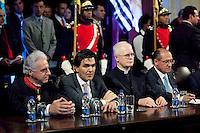 SAO PAULO, SP. 06 DE FEVEREIRO DE 2012 - ABERTURA DO ANO JUDICIARIO -Abertura do ano judiciário e da posse do conselho superior da magistratura, no Palacio da Justica, zona central da cidade, nesta tarde de segunda-feira (06). FOTO RICARDO LOU - NEWS FREE