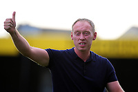 Steve Cooper Head Coach of Swansea City during the pre-season friendly match between Bristol Rovers and Swansea City at The Memorial Stadium in Bristol, England, UK. Tuesday, 23 July 2019