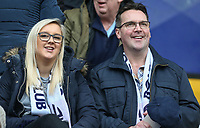 Bolton Wanderers fans enjoy the pre-match atmosphere<br /> <br /> Photographer Alex Dodd/CameraSport<br /> <br /> The EFL Sky Bet League One - Bolton Wanderers v Northampton Town - Saturday 18th March 2017 - Macron Stadium - Bolton<br /> <br /> World Copyright &copy; 2017 CameraSport. All rights reserved. 43 Linden Ave. Countesthorpe. Leicester. England. LE8 5PG - Tel: +44 (0) 116 277 4147 - admin@camerasport.com - www.camerasport.com