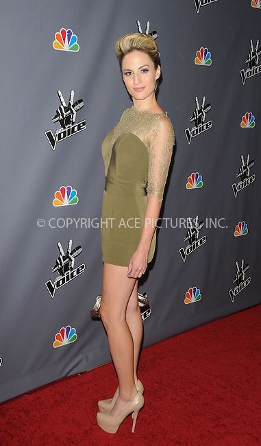WWW.ACEPIXS.COM . . . . .  ....June 29 2011, Los Angeles....Alison Haislip at NBC's 'The Voice' Finale Viewing Party at Warner Bros. Studios on June 29, 2011 in Burbank, California. ....Please byline: PETER WEST - ACE PICTURES.... *** ***..Ace Pictures, Inc:  ..Philip Vaughan (212) 243-8787 or (646) 679 0430..e-mail: info@acepixs.com..web: http://www.acepixs.com