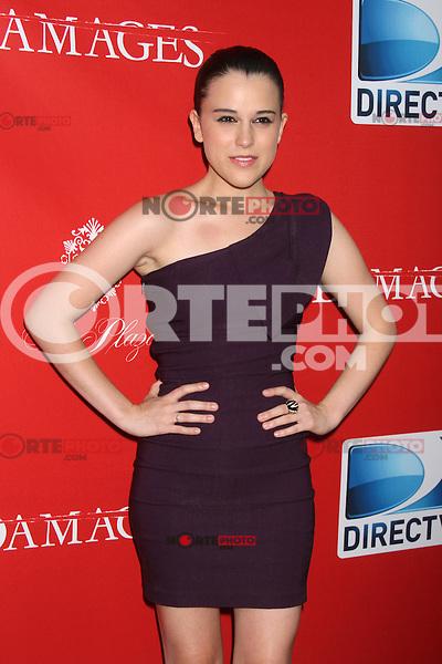 June 28, 2012 Alexandra Socha at the 'Damages' Season 5 Premiere at The Paris Theatre on June 28, 2012 in New York City. ©RW/MediaPunch Inc. /*NORTEPHOTO.COM*<br /> **SOLO*VENTA*EN*MEXICO** **CREDITO*OBLIGATORIO** *No*Venta*A*Terceros*<br /> *No*Sale*So*third* ***No*Se*Permite*Hacer Archivo***No*Sale*So*third*©Imagenes*con derechos*de*autor©todos*reservados*.