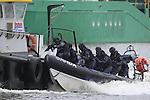 Garda Drogheda Port Exercise