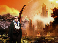 Gallifrey Green Screen