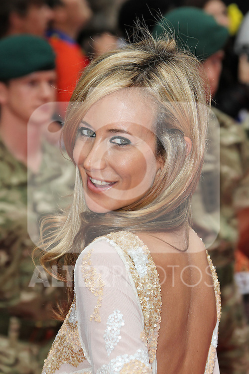 LONDON - AUGUST 13: Lady Victoria Hervey attended the UK Film Premiere of 'The Expendables 2', Leicester Square, London, UK. August 13, 2012. (Photo by Richard Goldschmidt) /NortePhoto.com.... **CREDITO*OBLIGATORIO** *No*Venta*A*Terceros*..*No*Sale*So*third* ***No*Se*Permite*Hacer Archivo***No*Sale*So*third*