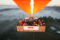 20150802 August 02 Hot Air Balloon Gold Coast