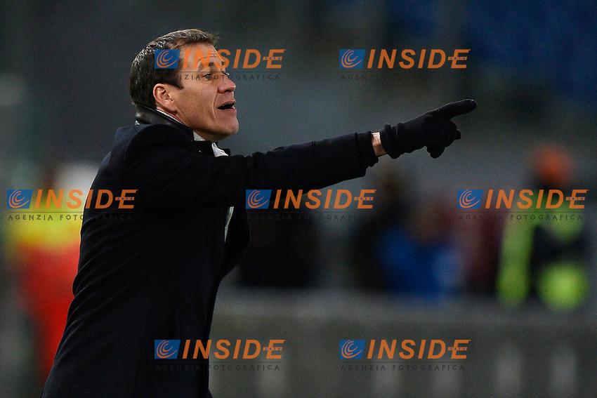 Rudi Garcia Roma - Roma 26-11-2013 Stadio Olimpico - Football Calcio Serie A 2013/2014 AS Roma - Cagliari Foto Andrea Staccioli / Insidefoto