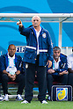 Luiz Felipe Scolari (BRA), JUNE 12, 2014 - Football / Soccer : FIFA World Cup Brazil 2014 Group A match between Brazil 3-1 Croatia at Arena de Sao Paulo in Sao Paulo, Brazil. (Photo by Maurizio Borsari/AFLO)