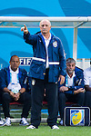 Luiz Felipe Scolari (BRA), JUNE 12, 2014 - Football / Soccer : FIFA World Cup Brazil 2014 Group A match between Brazil 3-1 Croatia at Arena de Sao Paulo in Sao Paulo, Brazil. (Photo by Maurizio Borsari/AFLO)
