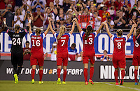 USWNT vs France, Saturday, June 14, 2014