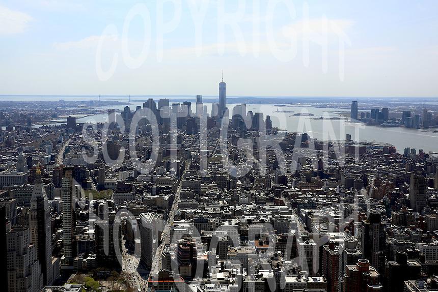 New York City Freedom Tower. Photo: Scott Grant