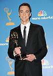 Jim Parsons at The 62nd Anual Primetime Emmy Awards held at Nokia Theatre L.A. Live in Los Angeles, California on August 29,2010                                                                   Copyright 2010  DVS / RockinExposures