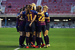 UEFA Women's Champions League 2018/2019.<br /> Quarter Finals.<br /> FC Barcelona vs LSK Kvinner FK: 3-0.