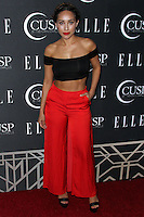 HOLLYWOOD, LOS ANGELES, CA, USA - APRIL 22: Korrina Rico at the 5th Annual ELLE Women In Music Concert Celebration presented by CUSP by Neiman Marcus held at Avalon on April 22, 2014 in Hollywood, Los Angeles, California, United States. (Photo by Xavier Collin/Celebrity Monitor)