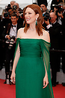 CANNES, FRANCE - Julianne Moore, attends 'The Dead don't Die' premiere during the 72nd annual Cannes Film Festival on May 14, 2019 in Cannes, France. <br /> CAP/GOL<br /> &copy;GOL/Capital Pictures