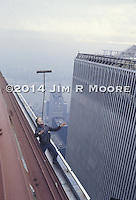 Philippe Petit/WTC HighWire Walk Aug 1974