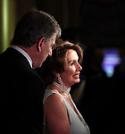 Paul Pelosi and Nancy Pelosi attending the 35th Kennedy Center Honors at Kennedy Center in Washington, D.C. on December 2, 2012
