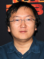 "CENTURY CITY, CA, USA - SEPTEMBER 27: Masi Oka arrives at the Los Angeles Screening Of Disney XD's ""Star Wars Rebels: Spark Of Rebellion"" held at the AMC Century City 15 Theatre on September 27, 2014 in Century City, California, United States. (Photo by Celebrity Monitor)"