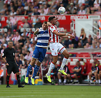 Stoke City's Danny Batth <br /> <br /> Photographer Stephen White/CameraSport<br /> <br /> The EFL Sky Bet Championship - Stoke City v Queens Park Rangers - Saturday 3rd August 2019 - bet365 Stadium - Stoke-on-Trent<br /> <br /> World Copyright © 2019 CameraSport. All rights reserved. 43 Linden Ave. Countesthorpe. Leicester. England. LE8 5PG - Tel: +44 (0) 116 277 4147 - admin@camerasport.com - www.camerasport.com