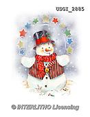 GIORDANO, CHRISTMAS SANTA, SNOWMAN, WEIHNACHTSMÄNNER, SCHNEEMÄNNER, PAPÁ NOEL, MUÑECOS DE NIEVE, paintings+++++,USGI2885,#X# ,#161#