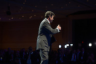 March 14, 2013  (National Harbor, MD)  Texas Governor Rick Perry departs the stage after addressing attendees of the 2013 Conservative Political Action Committee (CPAC) Conference.  (Photo by Don Baxter/Media Images International)