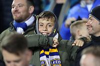 Leeds United fans soak up the pre-match atmosphere<br /> <br /> Photographer Rich Linley/CameraSport<br /> <br /> The EFL Sky Bet Championship - Tuesday 1st October 2019  - Leeds United v West Bromwich Albion - Elland Road - Leeds<br /> <br /> World Copyright © 2019 CameraSport. All rights reserved. 43 Linden Ave. Countesthorpe. Leicester. England. LE8 5PG - Tel: +44 (0) 116 277 4147 - admin@camerasport.com - www.camerasport.com
