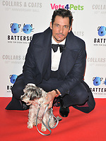 David Gandy at the Battersea Dogs &amp; Cats Home Collars &amp; Coats Gala Ball 2018, Battersea Evolution, Battersea Park, London, England, UK, on Thursday 01 November 2018.<br /> CAP/CAN<br /> &copy;CAN/Capital Pictures