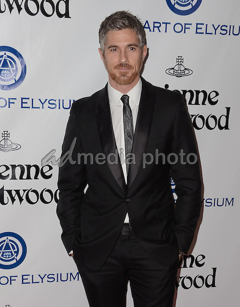 09 January  - Los Angeles, Ca - David Annable. Arrivals for The Art of Elysium's Presents Vivienne Westwood & Andreas Kronthaler's 2016 HEAVEN Gala held at 3Labs. Photo Credit: Birdie Thompson/AdMedia