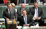 Front Bench ALP