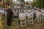 Mariposa Symphony Orchestra and Les Marsden play at Wawona Hotel