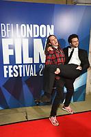 Patrick Bresnan<br /> arriving for the 2017 London Film Festival Awards at Banqueting House, London<br /> <br /> <br /> ©Ash Knotek  D3336  14/10/2017