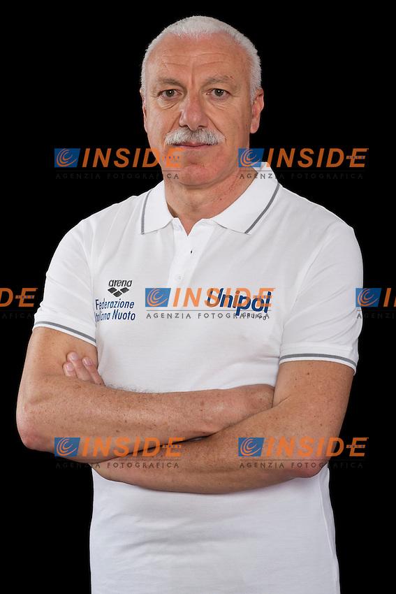 Giuseppe Marotta.Posati Nazionale Italiana Pallanuoto.Avezzano(AQ)..Photo G.Scala/Deepbluemedia.eu