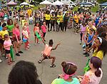 Saugerties' Caribbean Carnival 2018 essay