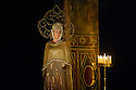 London, UK. 15.10.2014. English Touring Opera presents OTTONE, by George Frideric Handel, directed by James Conway, at the Hackney Empire. Picture shows:  Louise Kemeny (Teofane). Photograph © Jane Hobson.