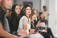 Natalie Anderson<br /> at the Jasper Conran AW17 show as part of London Fashion Week AW17 at Claridges, London.<br /> <br /> <br /> &copy;Ash Knotek  D3230  17/02/2017