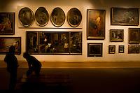 Sao Paulo_SP, Brasil...Museu de Arte da Pinacoteca do Estado de Sao Paulo, Jardim da Luz em Sao Paulo...The State Art Gallery of Sao Paulo (Pinacoteca do Estado de Sao Paulo), Jardim da Luz in Sao Paulo...Foto: MARCUS DESIMONI / NITRO