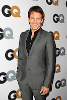 LOS ANGELES, CA - NOVEMBER 13: Stephen Moyer at the GQ Men Of The Year Party at Chateau Marmont on November 13, 2012 in Los Angeles, California.  Credit: MediaPunch Inc. /NortePhoto/nortephoto@gmail.com