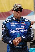 Apr 20, 2007; Avondale, AZ, USA; Nascar Nextel Cup Series driver David Stremme (40) during practice for the Subway Fresh Fit 500 at Phoenix International Raceway. Mandatory Credit: Mark J. Rebilas