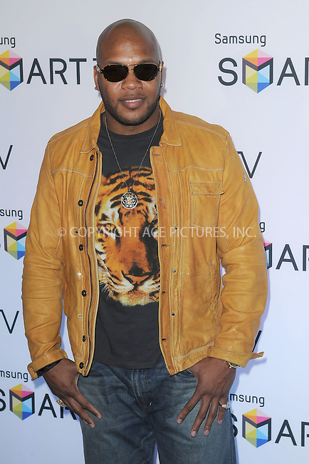 WWW.ACEPIXS.COM . . . . . .March 20, 2013...New York City....Flo Rida attends Samsung's 2013 Television Line Launch Event at Museum Of American Finance on March 20, 2013 in New York City ....Please byline: KRISTIN CALLAHAN - ACEPIXS.COM.. . . . . . ..Ace Pictures, Inc: ..tel: (212) 243 8787 or (646) 769 0430..e-mail: info@acepixs.com..web: http://www.acepixs.com .