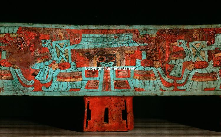 Maya; Copan; Honduras, Dazzler Vessel, 450 AD