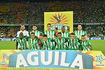 Atlético Nacional igualó 1-1 ante Millonarios. Fecha 4 Liga Águila II-2018.