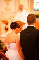 ARCHIVE -Mariage catholique,<br /> au Quebec<br /> <br /> PHOTO :  Agence Quebec Presse