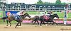 Sister Blues winning at Delaware Park on 7/4/15