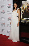 "HOLLYWOOD, CA. - November 04: Mallika Sherawat. arrives at the AFI Fest 2009 gala screening of ""The Road"" at Grauman's Chinese Theatre on November 4, 2009 in Hollywood, California."