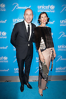 NEW YORK, NY - NOVEMBER 27: Matt Lauer and Annette Roque attend the Unicef SnowFlake Ball at Cipriani 42nd Street on November 27, 2012 in New York City. © Diego Corredor/MediaPunch Inc. .. /NortePhoto