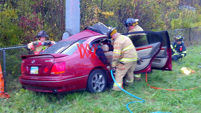 MTFD 01181201 Auto Entrapment, 270 SB to 670 WB.